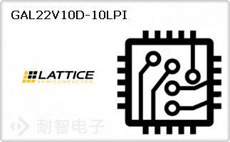 GAL22V10D-10LPI