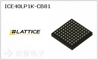 ICE40LP1K-CB81
