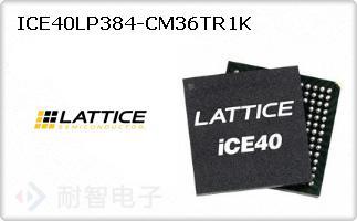 ICE40LP384-CM36TR1K