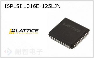 ISPLSI 1016E-125LJN