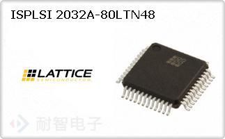 ISPLSI 2032A-80LTN48