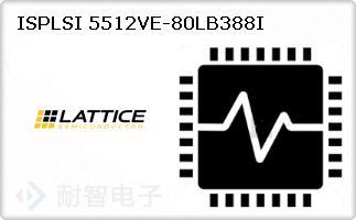 ISPLSI 5512VE-80LB388I