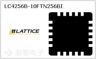 LC4256B-10FTN256BI
