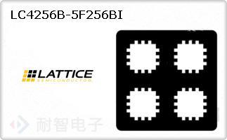 LC4256B-5F256BI