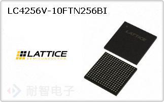 LC4256V-10FTN256BI