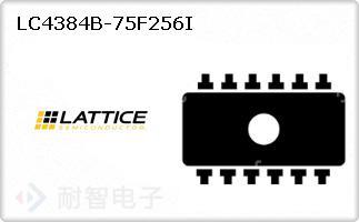 LC4384B-75F256I