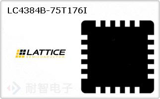 LC4384B-75T176I