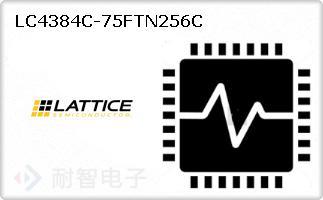 LC4384C-75FTN256C