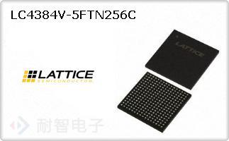 LC4384V-5FTN256C