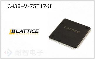LC4384V-75T176I