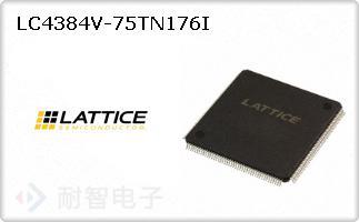 LC4384V-75TN176I