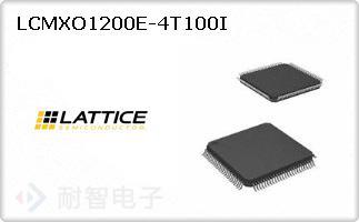 LCMXO1200E-4T100I