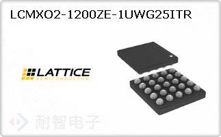 LCMXO2-1200ZE-1UWG25ITR
