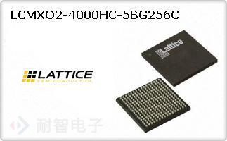 LCMXO2-4000HC-5BG256C