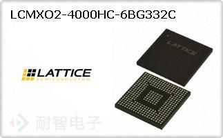 LCMXO2-4000HC-6BG332C