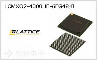 LCMXO2-4000HE-6FG484I