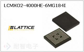 LCMXO2-4000HE-6MG184I