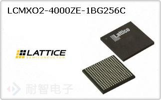 LCMXO2-4000ZE-1BG256C