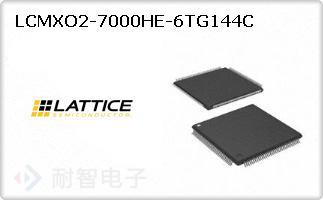 LCMXO2-7000HE-6TG144