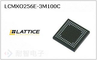 LCMXO256E-3M100C