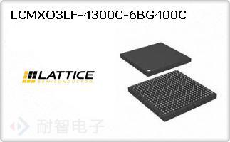 LCMXO3LF-4300C-6BG400C