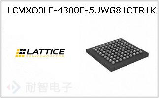LCMXO3LF-4300E-5UWG81CTR1K