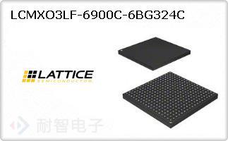 LCMXO3LF-6900C-6BG324C