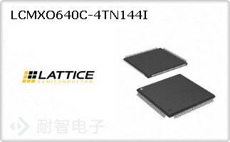 LCMXO640C-4TN144I