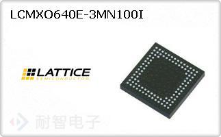 LCMXO640E-3MN100I