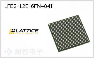 LFE2-12E-6FN484I