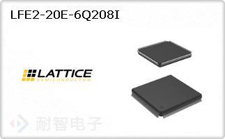 LFE2-20E-6Q208I
