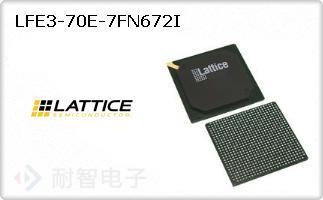 LFE3-70E-7FN672I