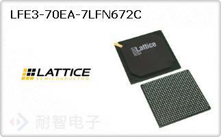 LFE3-70EA-7LFN672C