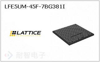 LFE5UM-45F-7BG381I