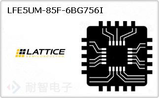 LFE5UM-85F-6BG756I