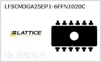 LFSCM3GA25EP1-6FFN1020C